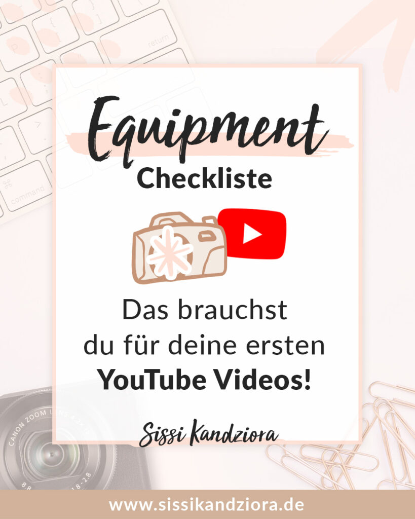 Beste Kamera für Youtuber – dein YouTube Equipment