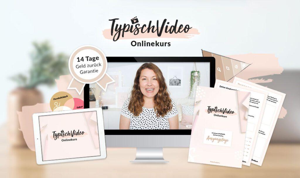 TypischVideo - dein YouTube Onlinekurs