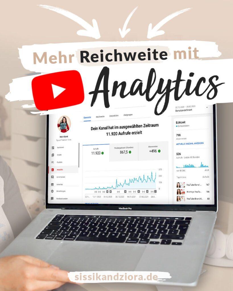 Mehr YouTube Reichweite - schneller wachsen auf YouTube